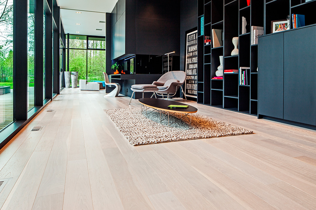Private Residence Toronto | Custom Engineered Flooring