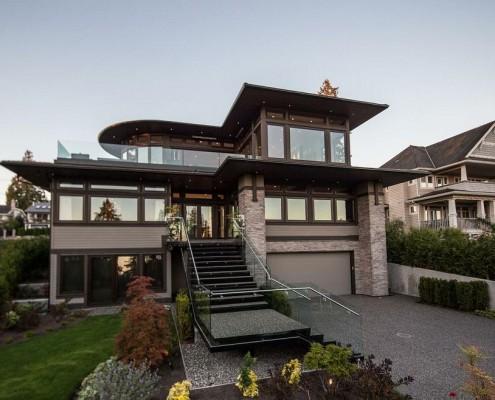 Private Residence Toronto   Custom Engineered Flooring