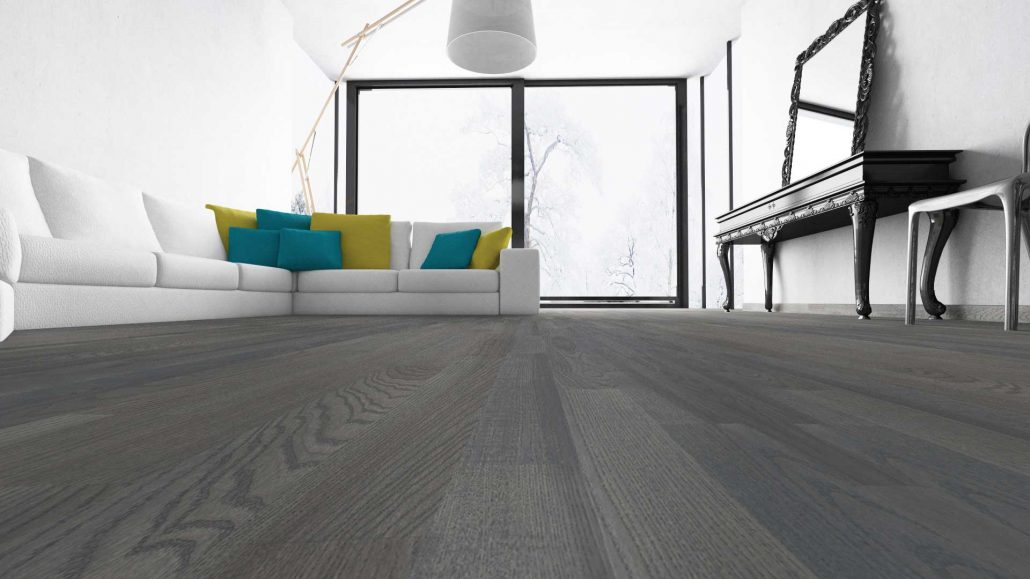 Soho Ash Dusky Grey | Condo Toronto | Engineered Wood Floor