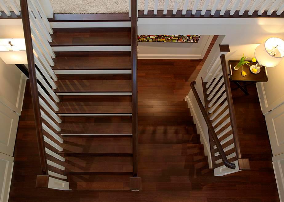 Private Residence Custom Hardwood & Engineered Flooring Victoria & Toronto