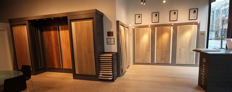 Hardwood Floor In Basement