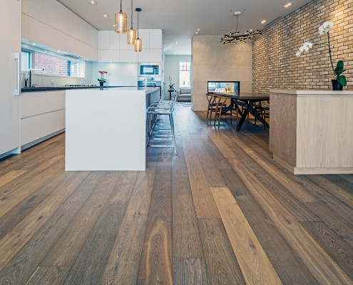 Custom Hardwood & Engineered Flooring Victoria & Toronto