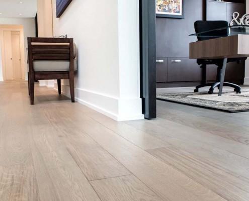 Custom Hardwood & Engineered Flooring Victoria & Toronto