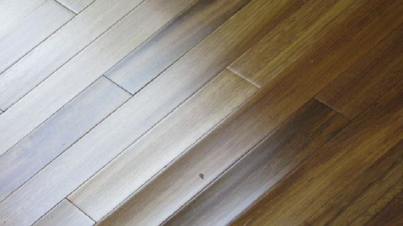 How humidity affects your hardwood flooring white oak for Hardwood floors cupping