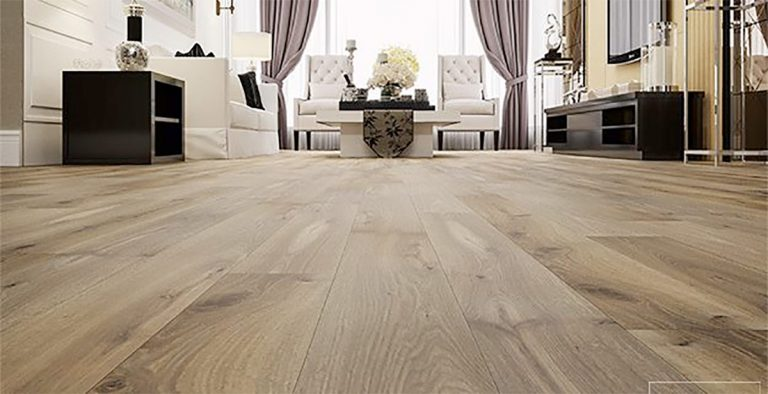 Rustic Hardwood Flooring Lyon Atelier Collection