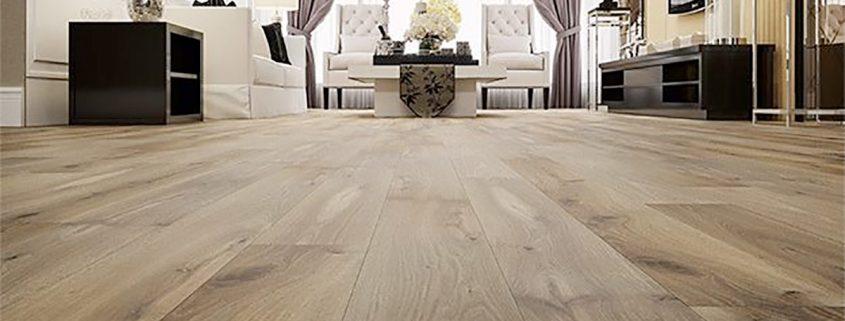 Rustic Hardwood Flooring Lyon Atelier Collection