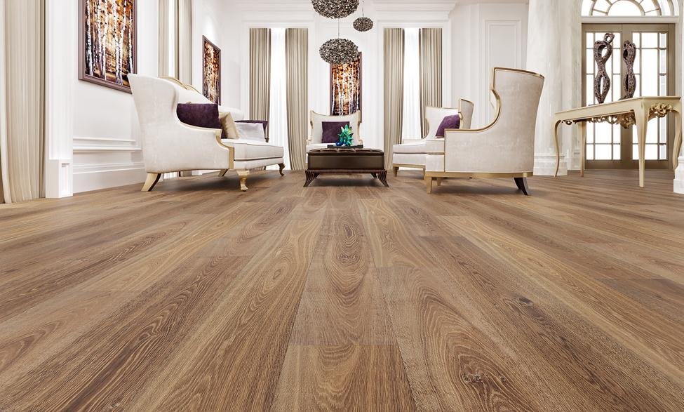 Get The Popular White Oak Flooring At European Flooring