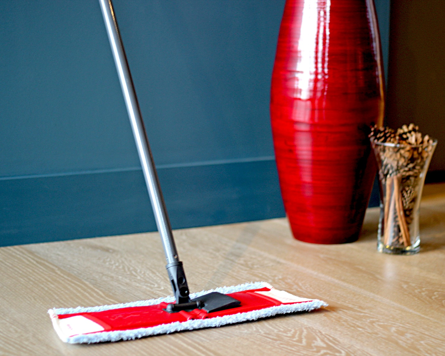 Clean your engineered hardwood flooring regularly