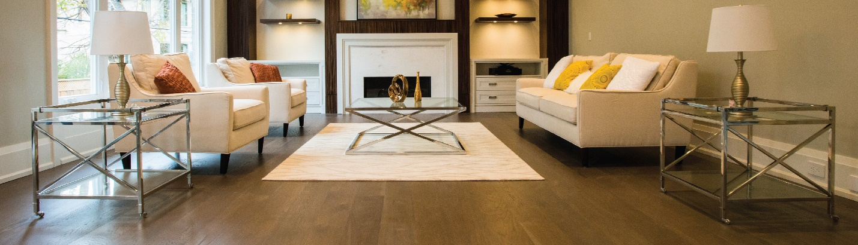 Use mats and protectors on Hardwood Flooring