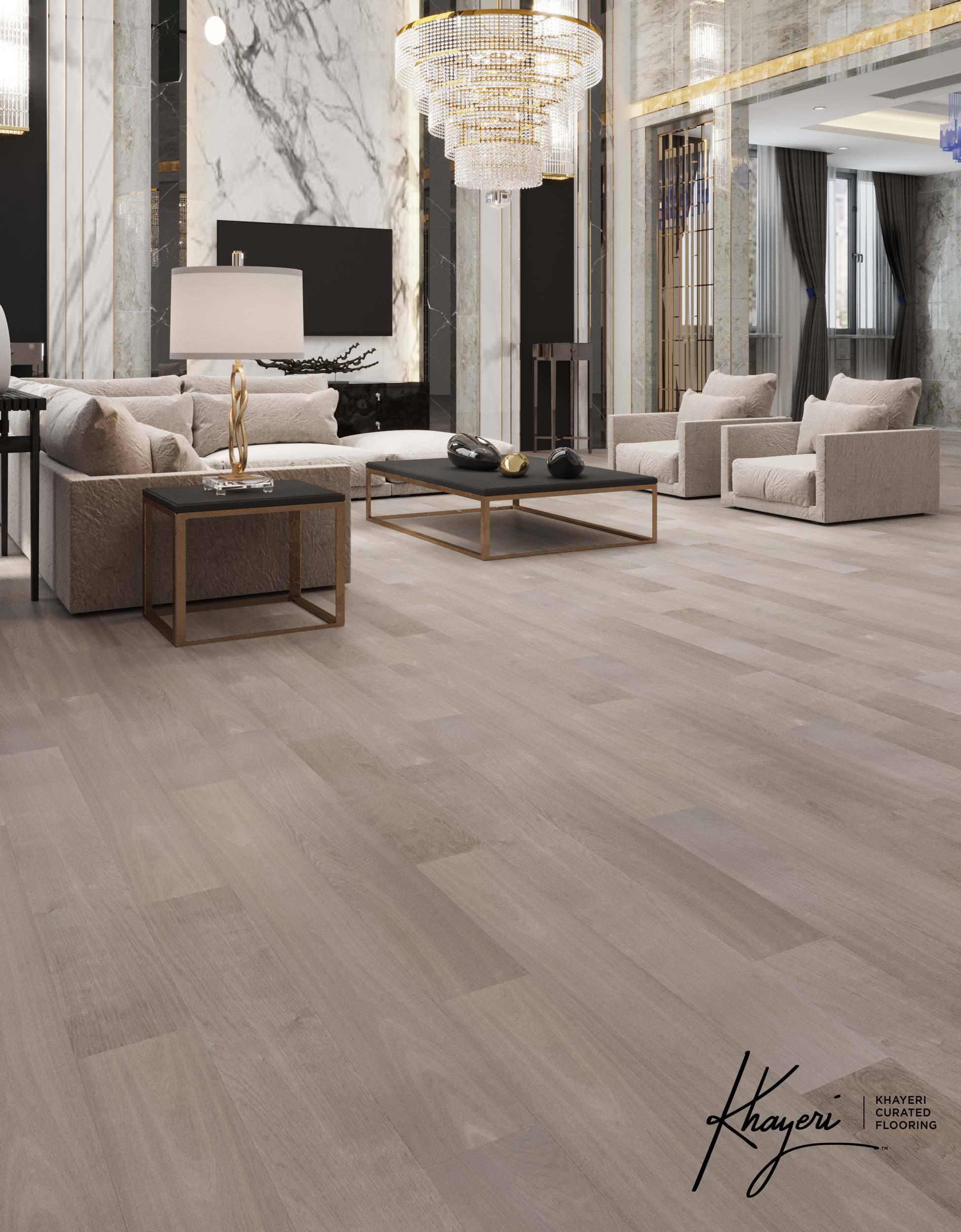 Khayeri Curated Flooring