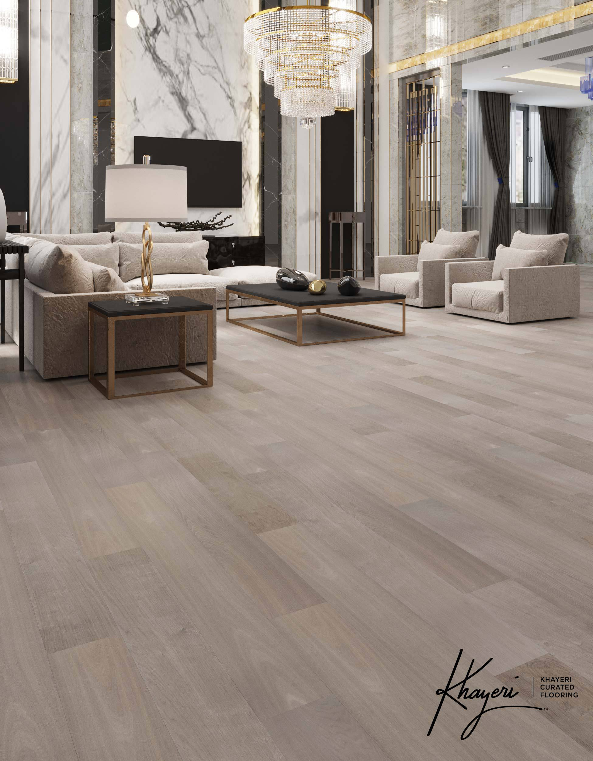 Khayeri Curated Flooring