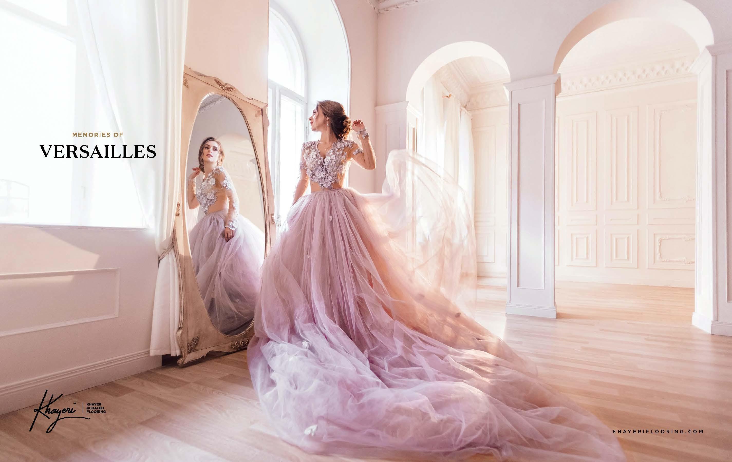 Memories Of Versailles